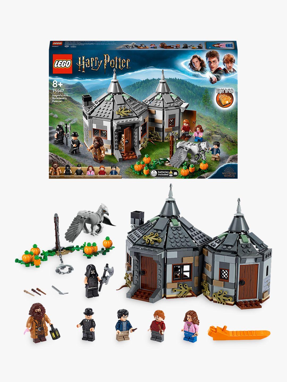 Lego LEGO Harry Potter 75947 Hagrid's Hut: Buckbeak's Rescue