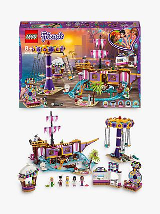 LEGO Friends 41375 Amusement Pier Park