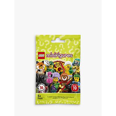 LEGO Minifigures 71025 Series 19