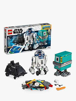 LEGO Star Wars 75253 BOOST Droid Commander 3 Programmable Robots