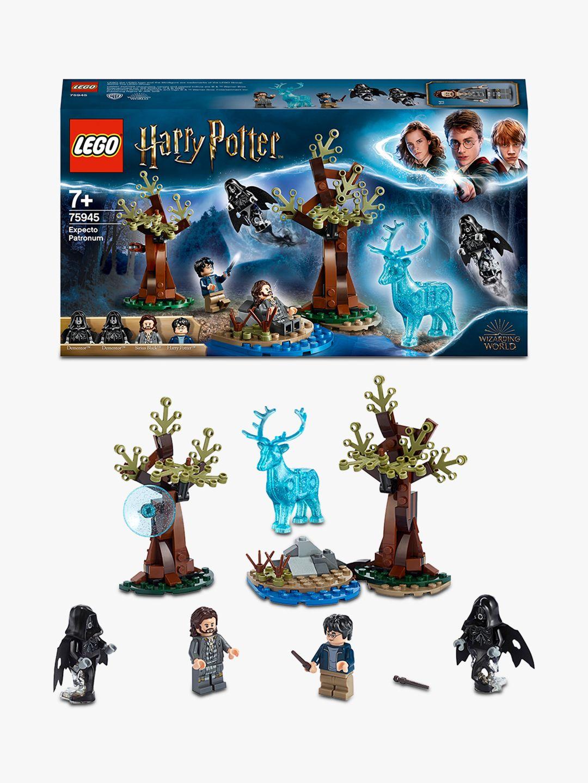 Lego LEGO Harry Potter 75945 Expecto Patronum