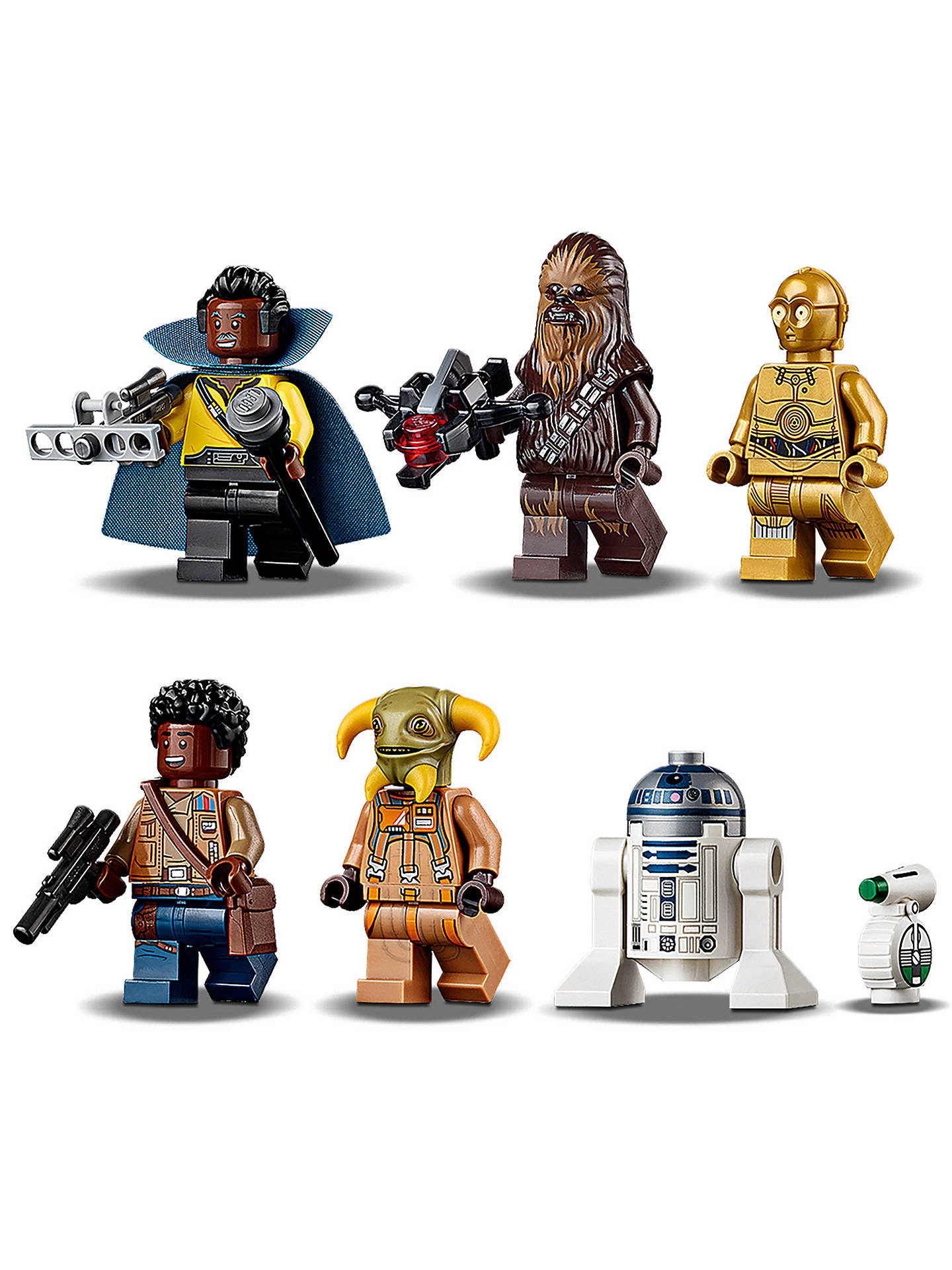 Lego Star Wars 75257 Millennium Falcon At John Lewis Partners