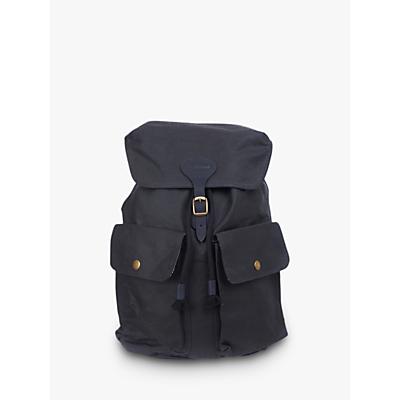 Barbour Beaufort Backpack, Navy