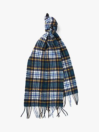 Barbour 125 Year Tartan Scarf, Green