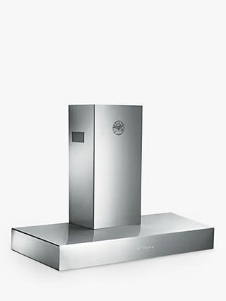 Bertazzoni Master Series K100CONXA 100cm Chimney Cooker Hood, Stainless Steel
