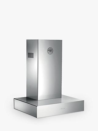 Bertazzoni Master Series K60CONXA 60cm Chimney Cooker Hood, Stainless Steel