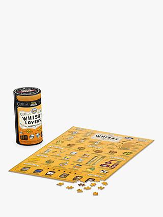 Ridleys Whisky Lovers Jigsaw Puzzle, 500 Pieces