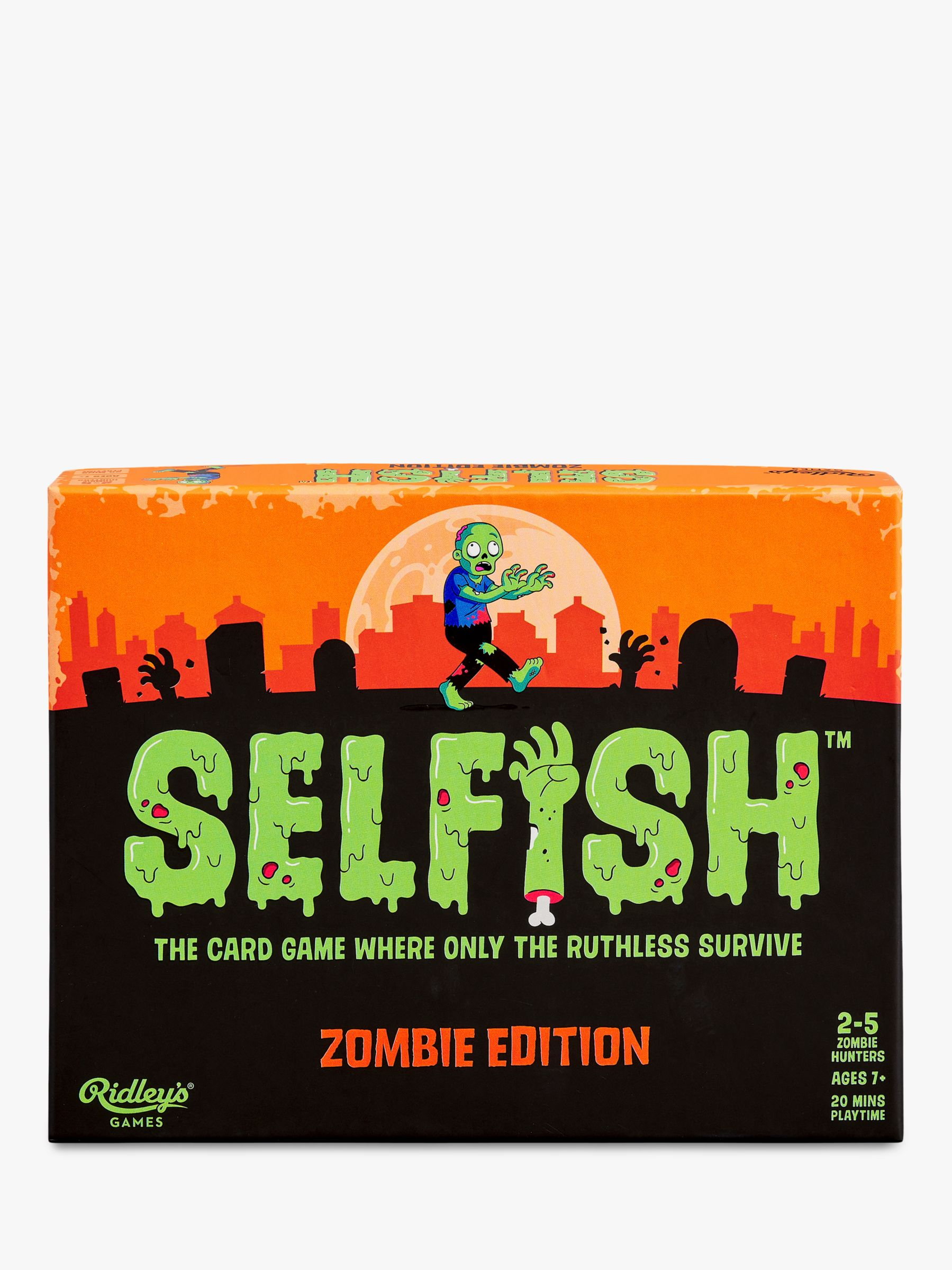 Ridley's Ridleys Selfish Zombie Game