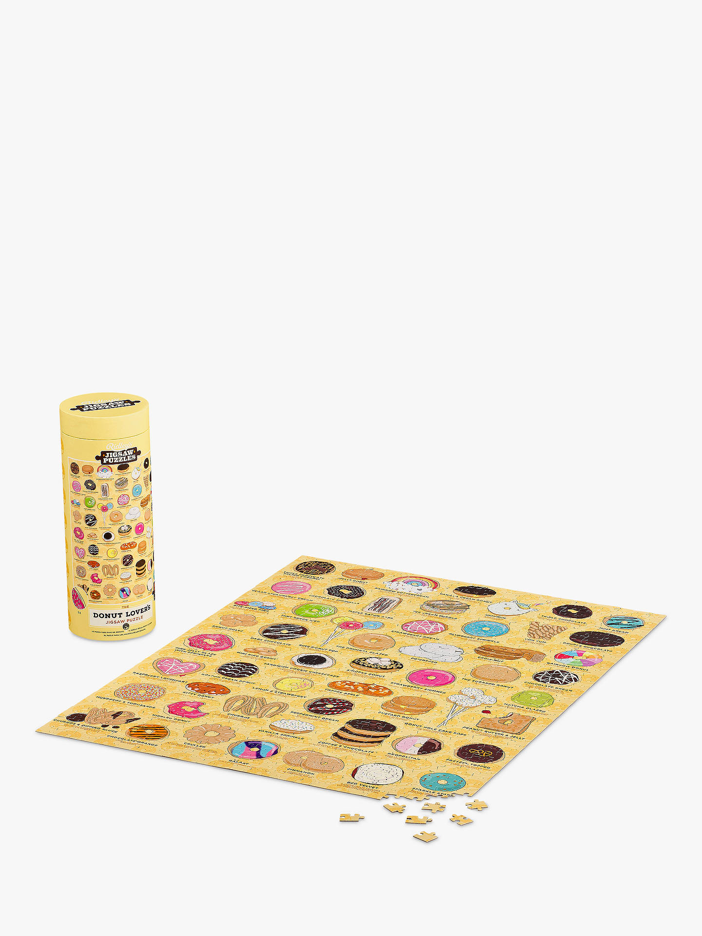 Clever Gifts for Jigsaw Puzzle Lovers