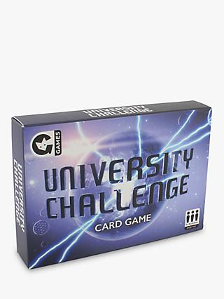 Ginger Fox University Challenge Game