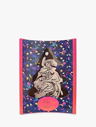 House of Dorchester Gin Chocolate Christmas Tree, 130g