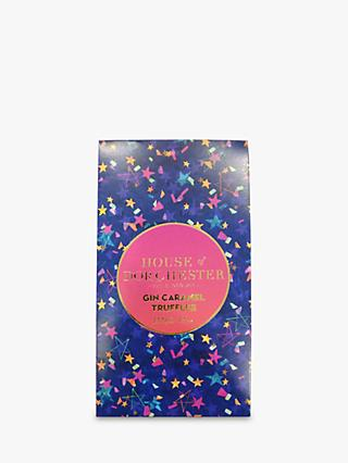 House of Dorchester Gin Caramel Truffles, 130g