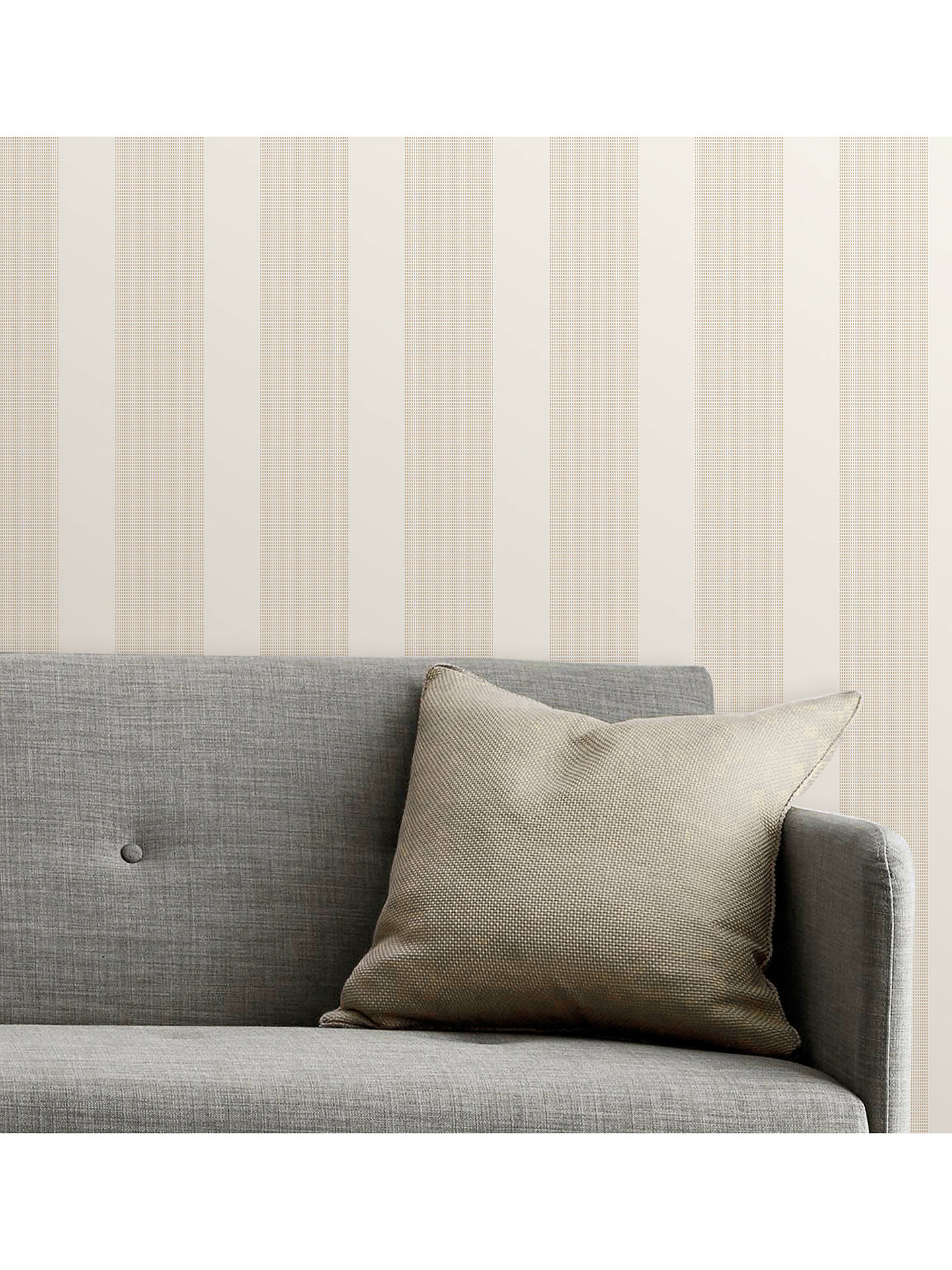 Buy Terence Conran Visby Stripe Wallpaper, TC25209 Online at johnlewis.com