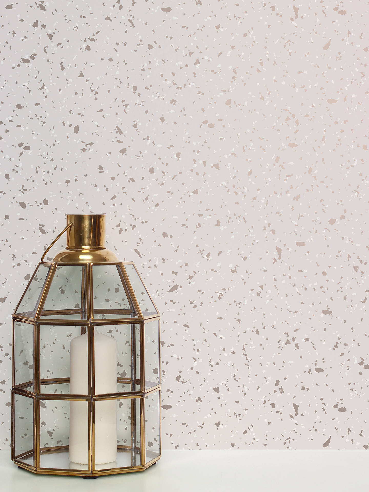 Buy Terence Conran Arendal Terrazzo Wallpaper, TC25219 Online at johnlewis.com