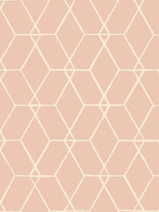 Terence Conran Osterlen Hexagon Wallpaper