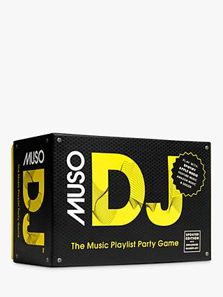 MusoDJ Music Playlist Card Game