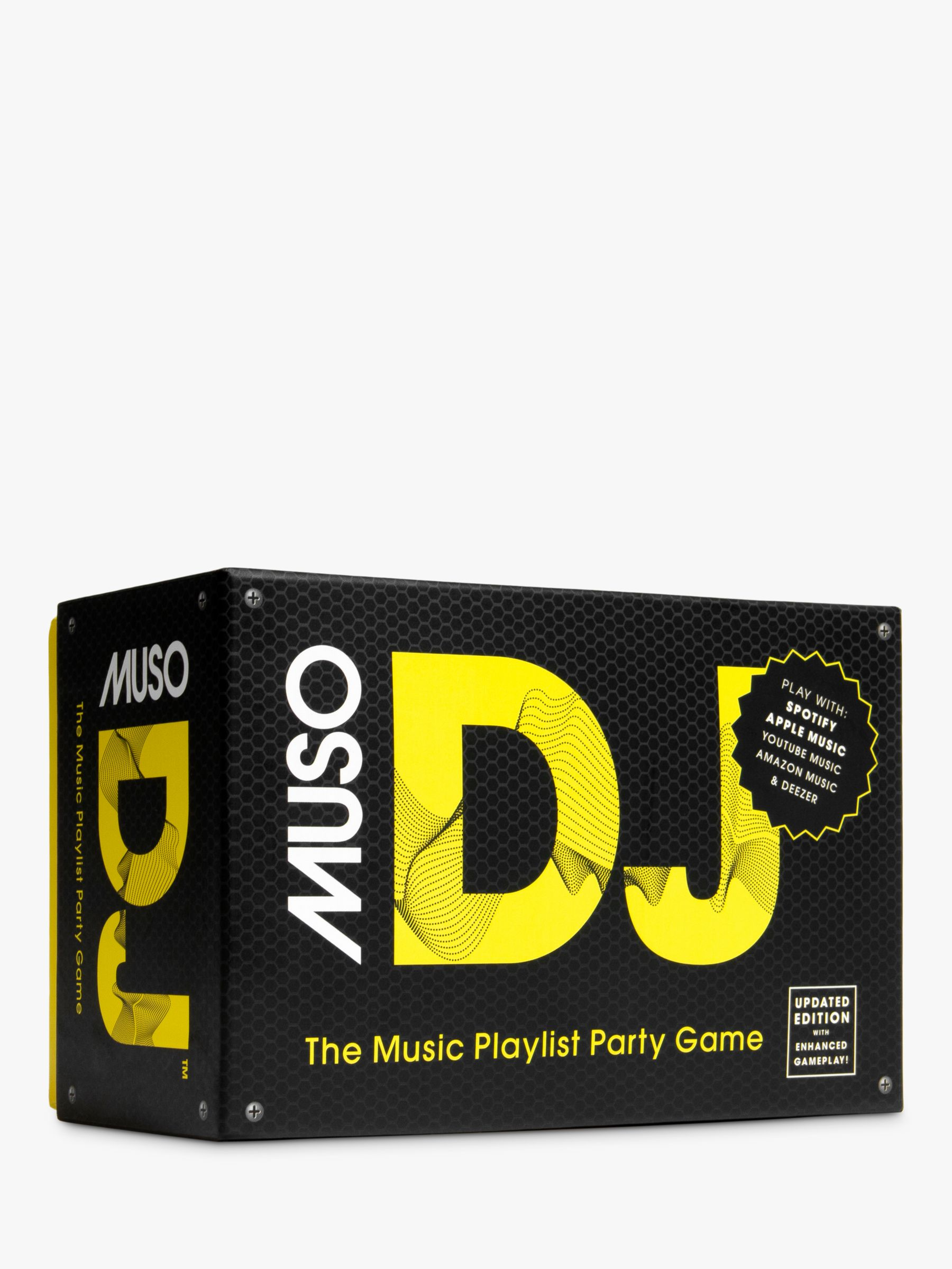 Esdevium MusoDJ Music Playlist Card Game