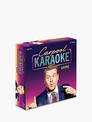 Carpool Karaoke Music Game