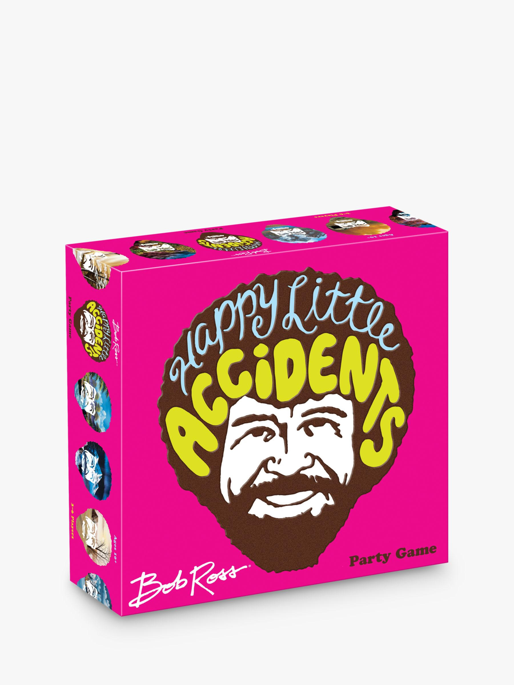 Esdevium Happy Little Accidents Board Game
