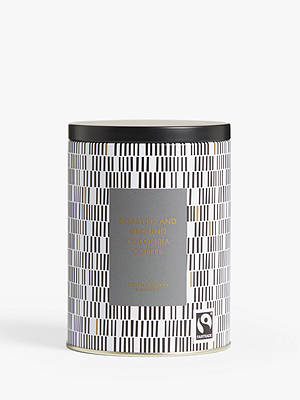 Buy John Lewis & Partners Ground Colombia Equidad Coffee Tin, 205g Online at johnlewis.com