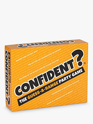 Confident Board Game