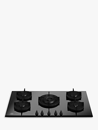 Bertazzoni P905CMODGNE Gas Hob, Black Glass