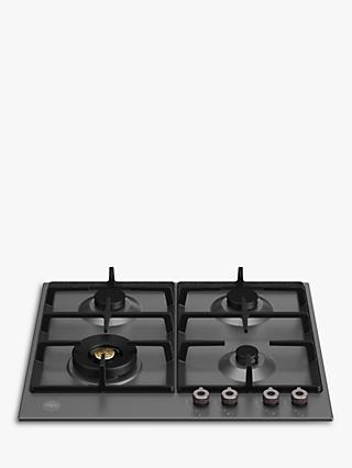 Bertazzoni P604LPRONE Gas Hob, Matt Black