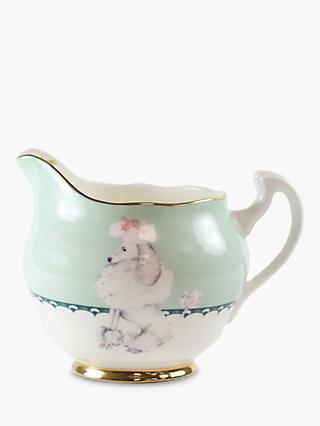 Yvonne Ellen Poodle Milk Jug, 300ml, Multi