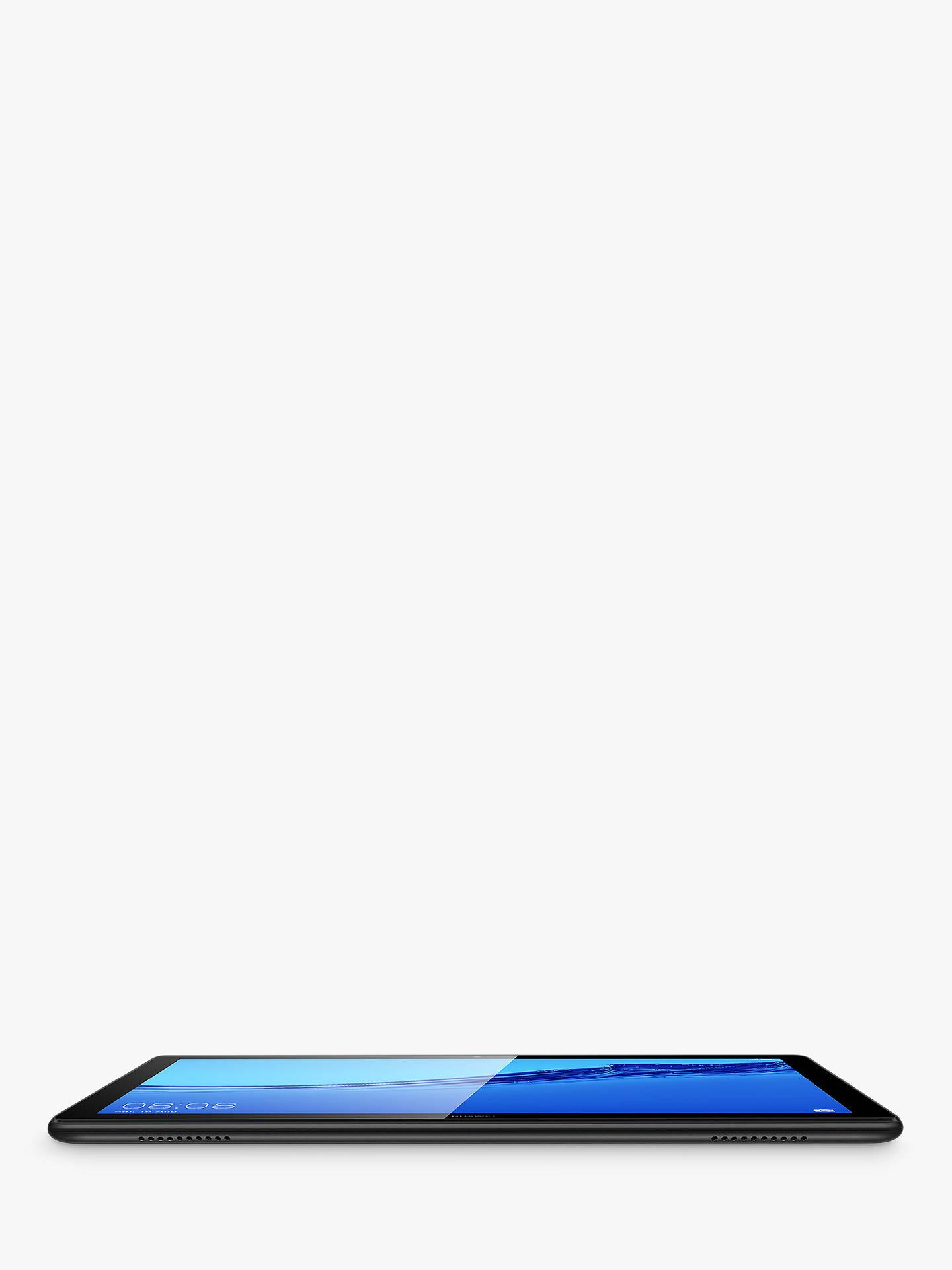 "Huawei MediaPad T5 10 (2019) Tablet, Android, Kirin 659, 3GB RAM, 32GB  Storage, 10 1"", Black"
