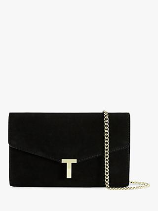 9f8ddc20cb5 Ted Baker Jakiee Leather Clutch Bag