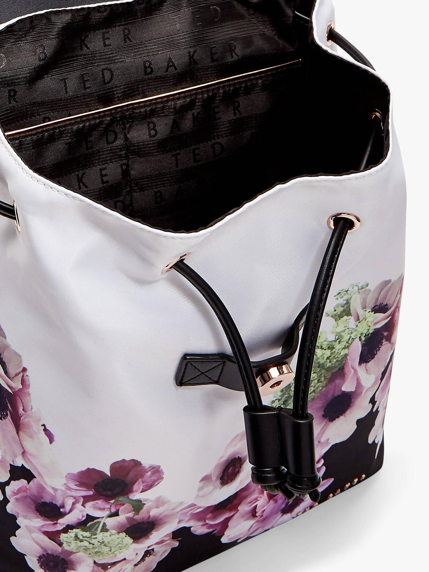 Ted Baker Neapolitan Drawstring Backpack