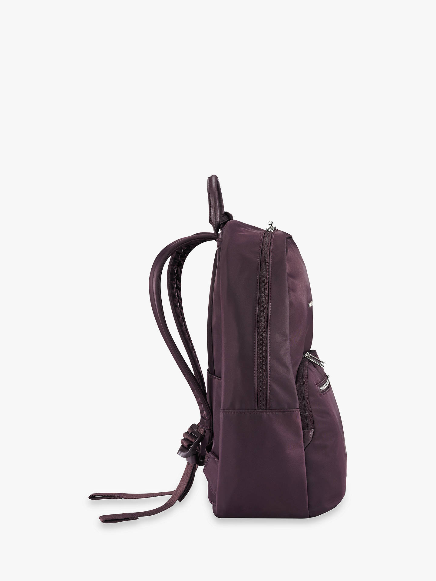 Buy Briggs & Riley Rhapsody Essential Backpack, Plum Online at johnlewis.com