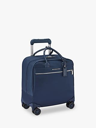 b5035482c Briggs & Riley Rhapsody Rolling Mobile Office 4-Wheel Cabin Bag
