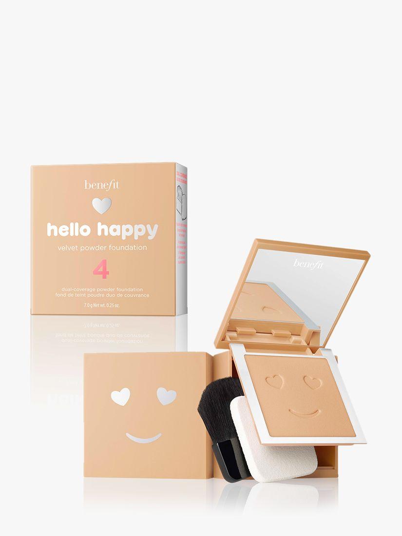 Benefit Benefit Hello Happy Velvet Powder Foundation