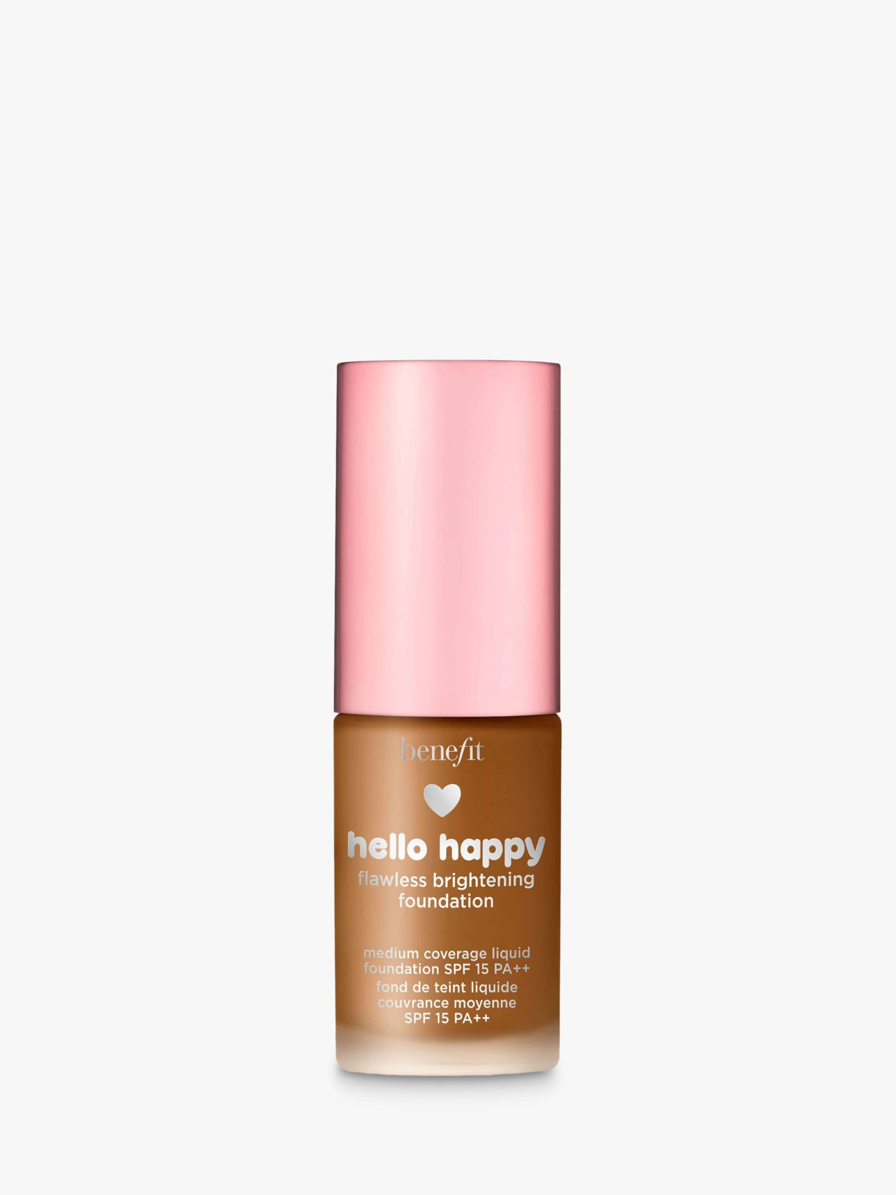 Benefit Benefit Hello Happy Mini Flawless Brightening Foundation SPF 15