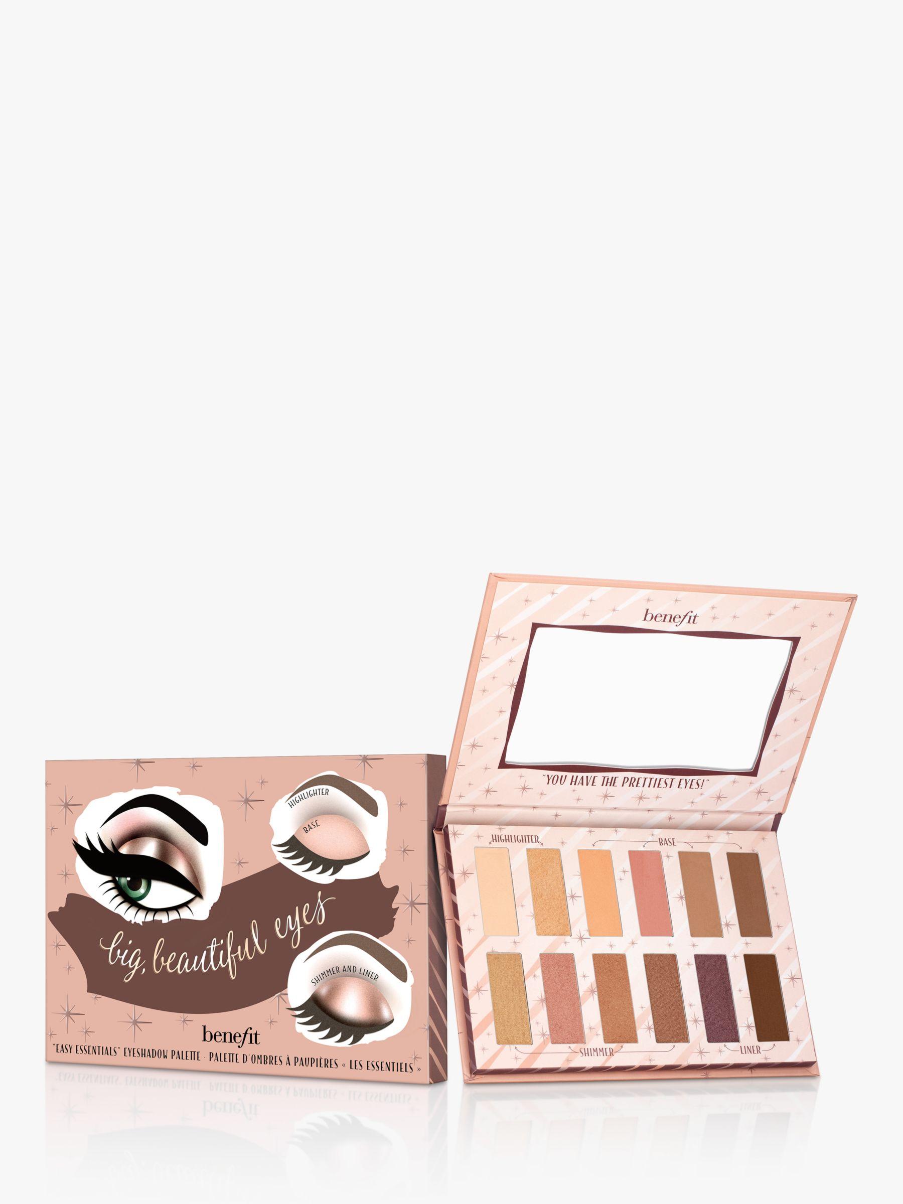 96bdddf5aa9 Benefit Big Beautiful Eyes Eyeshadow Palette at John Lewis & Partners
