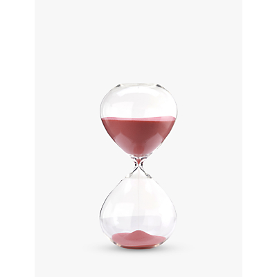Image of Pols Potten Hourglass Ball Sandglass, Medium