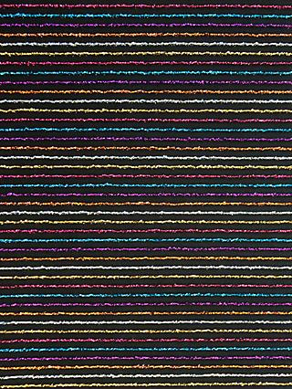 John Kaldor Buda Rainbow Fabric, Multi