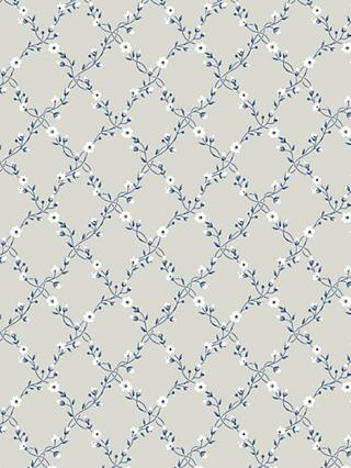 Sanderson Forget Me Not Print Fabric, Blue