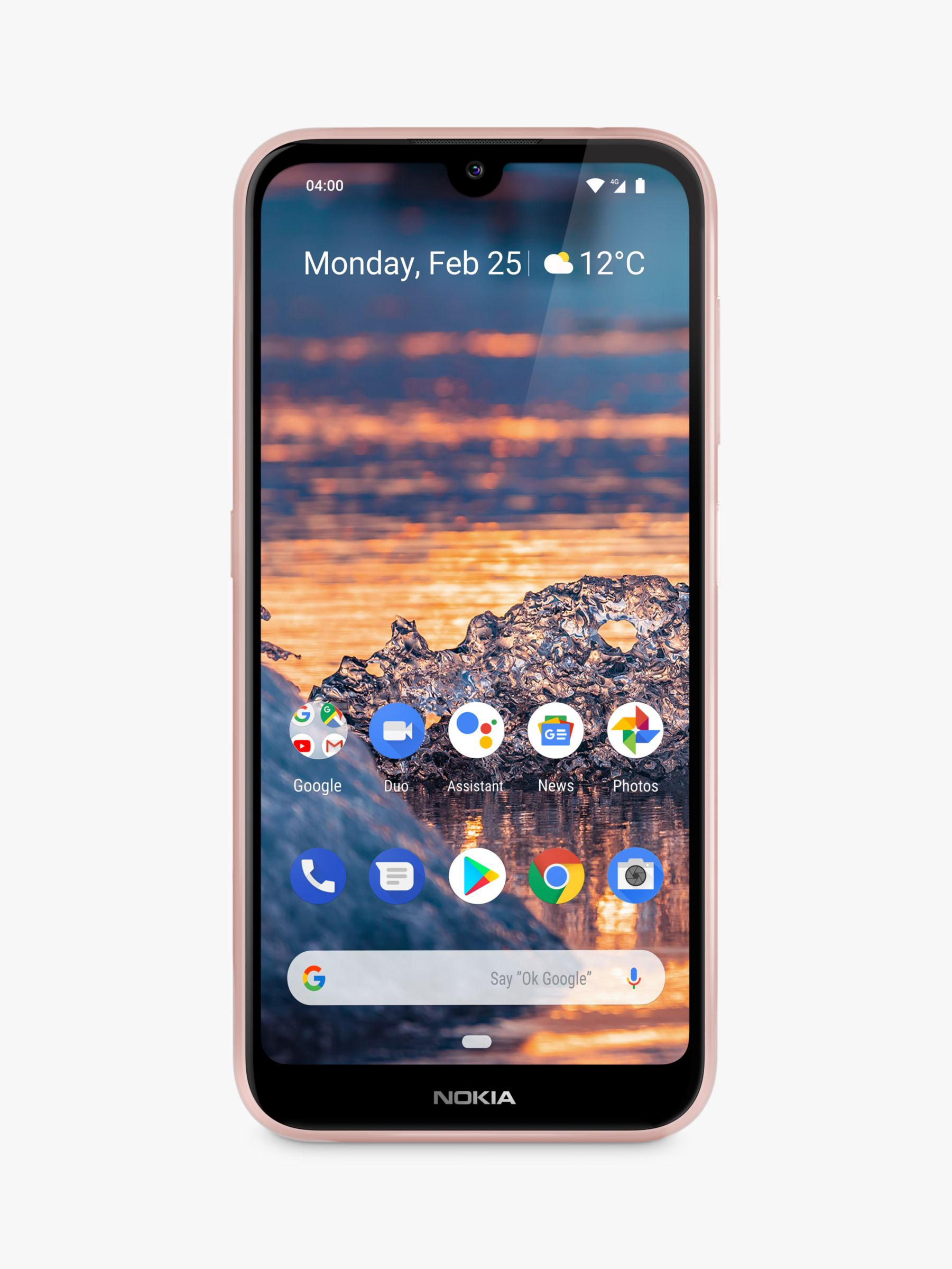 Nokia 4 2 Smartphone Android 5 71 4g Lte Sim Free 3gb Ram 32gb Silver At John Lewis Partners