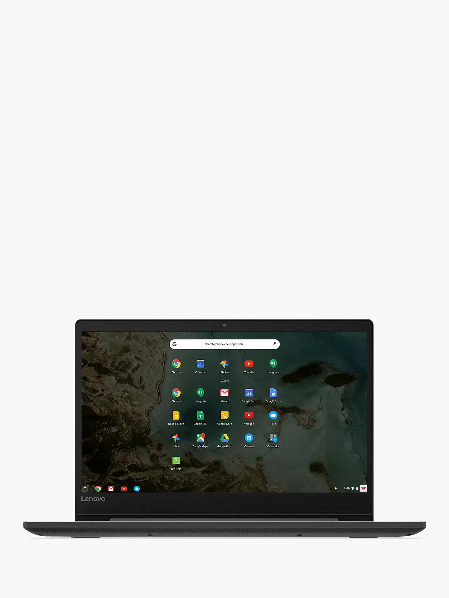 "Lenovo S330 81JW000BUK Chromebook, MediaTek Processor, 4GB RAM, 32GB eMMC,  14"", Business Black"