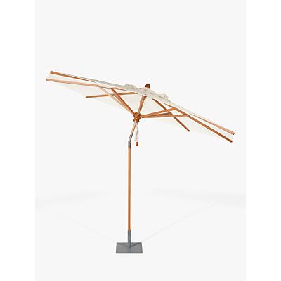 Barlow Tyrie Napoli Freestanding Round Parasol, 2.8m