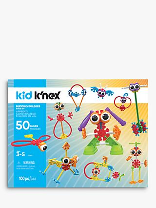 K'Nex 85612 Kid K'nex Budding Builders Set