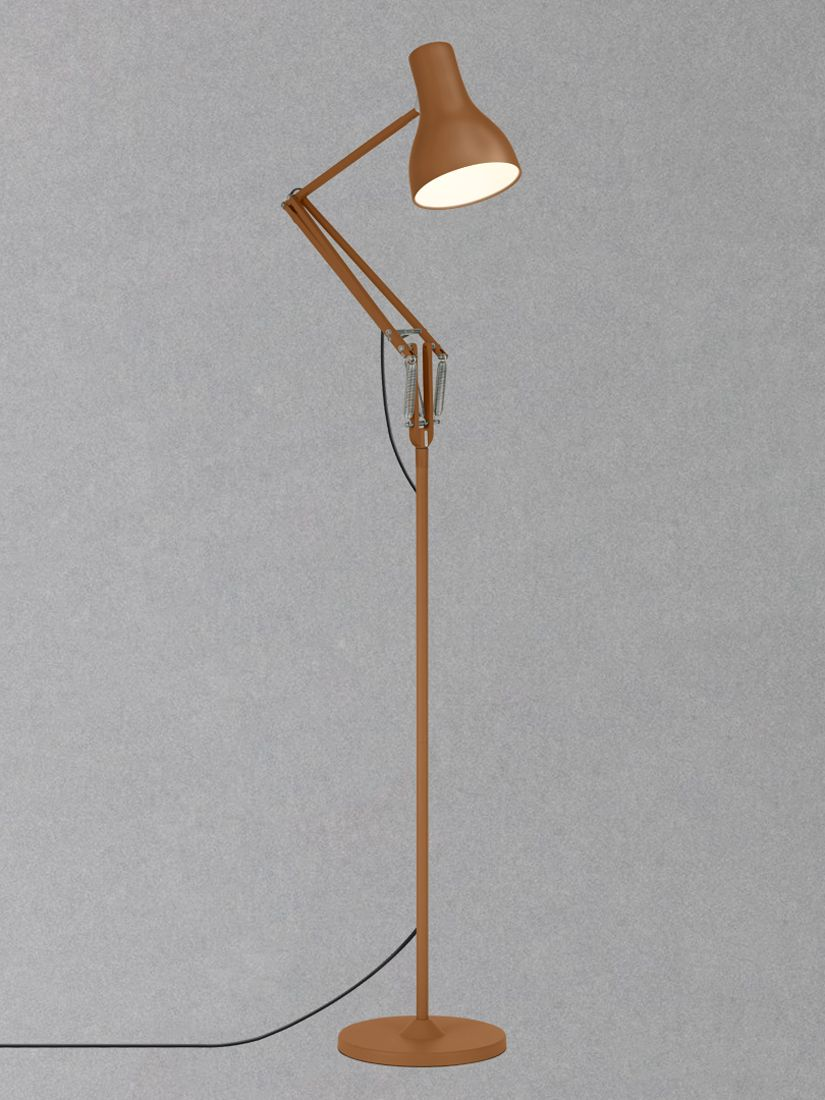 Anglepoise Anglepoise Type 75 Margaret Howell Edition Floor Lamp, Sienna