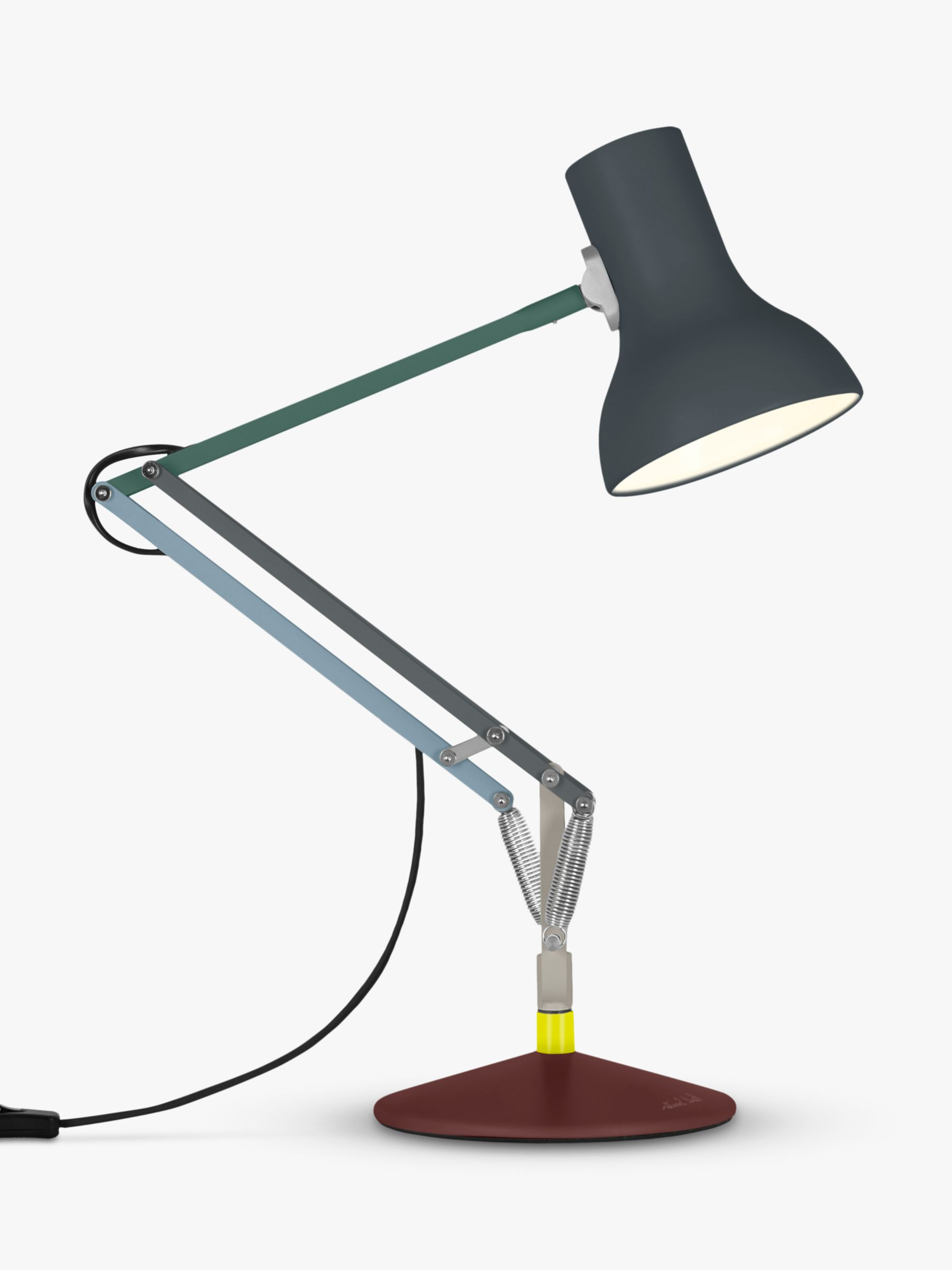 Anglepoise Anglepoise + Paul Smith Defender Type 75 Mini Desk Lamp, Edition 4
