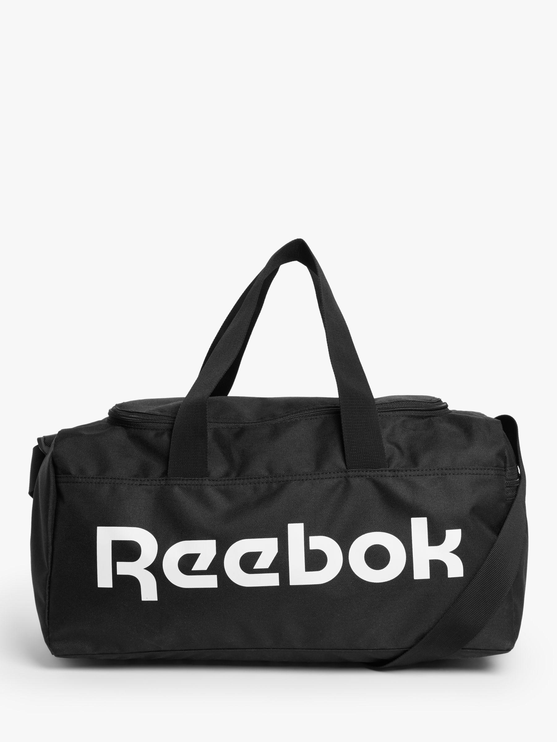 Reebok Reebok Active Core Small Grip Duffle Bag, Black