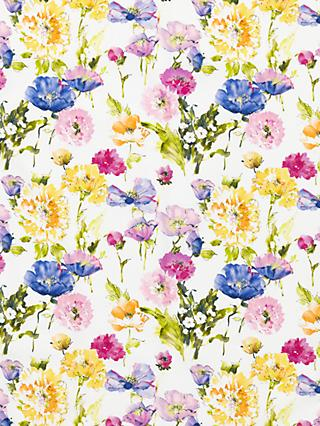 John Lewis & Partners Cottage Floral Print Fabric, Multi