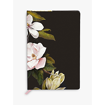 Image of Ted Baker A5 Floral Opal Notebook