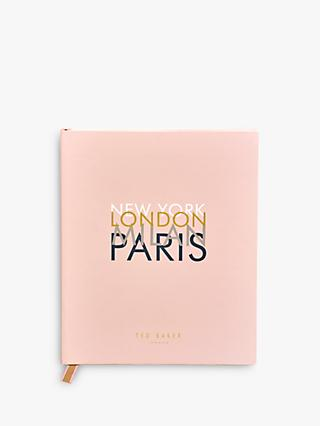 Ted Baker Dive In Travel Journal & Planner