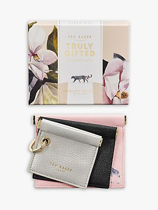 Ted Baker Jewellery Pouch Trio